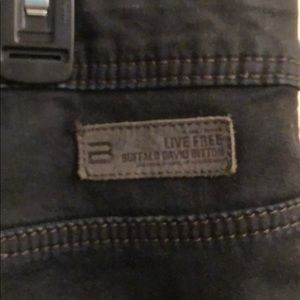Buffalo David Bitton Jeans - David Bitton Buffalo Dk Blue Six-X Jeans